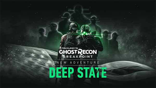 Tom Clancy's Ghost Recon Breakpoint Deep State