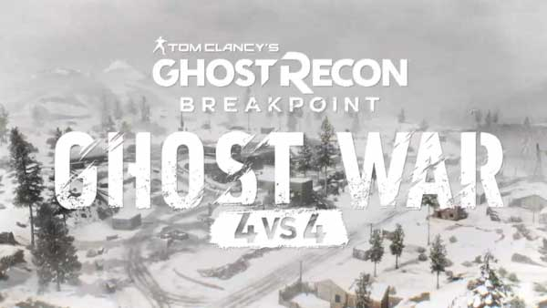 Ubisoft unveils Ghost War, the PvP mode for Tom Clancy's Ghost Recon Breakpoint