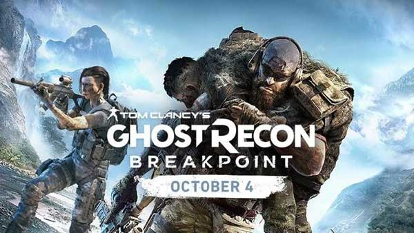Ghost Recon Breakpoint Release Date and Digital Pre-Order Details Announced