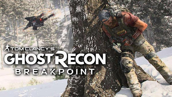 Ghost Recon Breakpoint 4K Xbox One X Gameplay