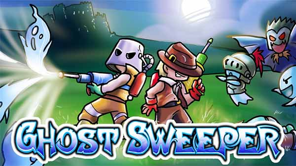 "Kooky supernatural puzzle-platformer ""Ghost Sweeper"" lands on Xbox One next week"