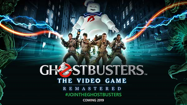 Ghostbusters: The Video Game Remastered Now Available On Xbox One, PS4, Switch & PC