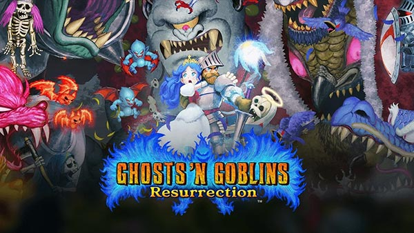 Pre-purchase Ghost 'n Goblins Resurrection for XBOX