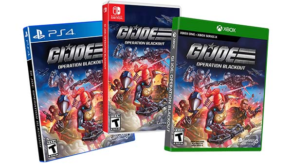 'G.I. Joe: Operation Blackout' Now Available For Xbox One, PS4, Switch And Windows PC