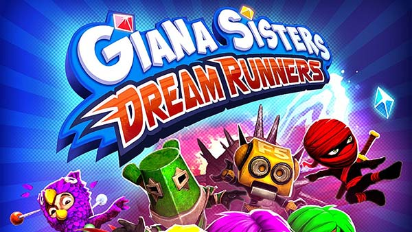 Giana Sisters Dream Runners Xbox One, PS4, PC