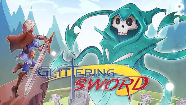 Gliterring Sword