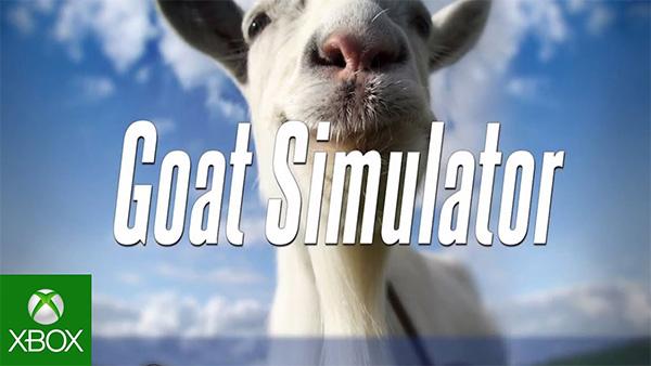 Goat Simulator Xbox