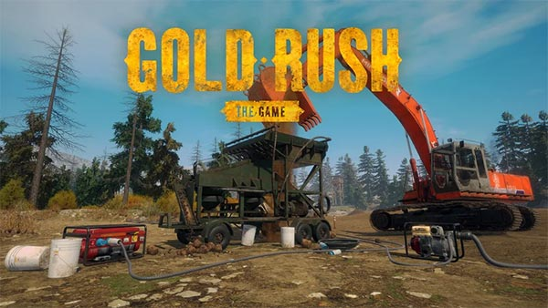 Gold Rush The Game Is Out Now On Xbox One And Xbox Series X|S