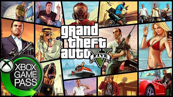 Grand Theft Auto V (GTA5) Xbox Game Pass