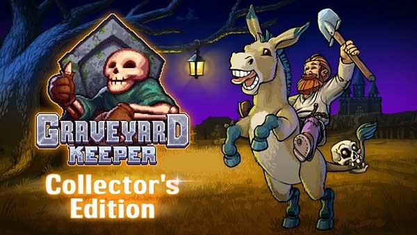 Graveyard Keep Collector's Edition