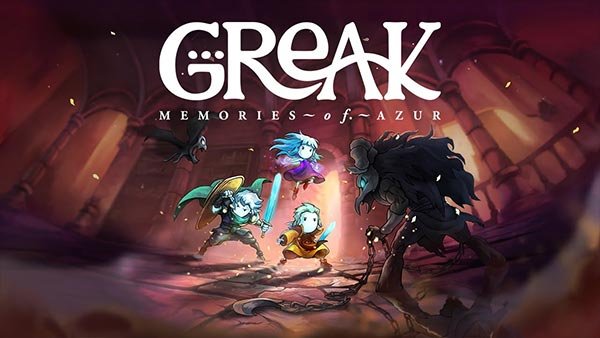 Greak: Memories Of Azur Launches 17th August on Xbox Series X|S, PS5, Switch and Steam