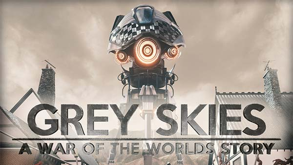 Grey Skies: A War Of The Worlds Story launches today on Xbox One