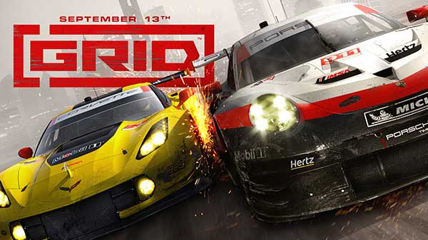 GRID 2019 for Xbox One, PS4 and Windows PC