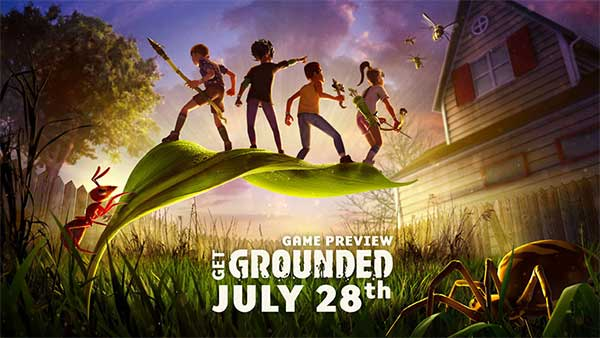 Grounded Out Today on Xbox One and PC with Xbox Game Pass