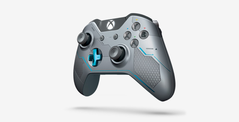Halo 5 Custom Xbox One wireless controller