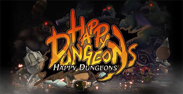 Happy Dungeons main features