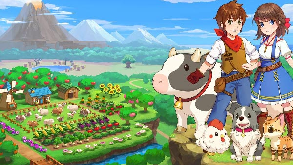 Harvest Moon: One World now available for Xbox One & Xbox Series X/S
