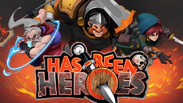 Roguelike Strategy Game 'Has-Been Heroes' Is Out Now on Xbox One