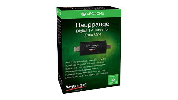 Xbox One Digital TV Tuner (Free-to-Air)