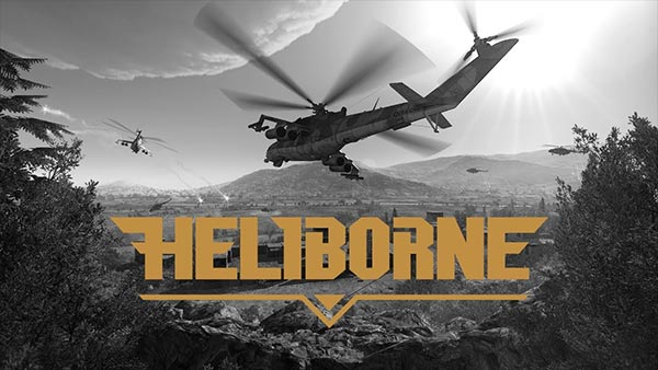 Pilot Over 50 Military Helicopters In 'Heliborne' Out Now On Xbox One And Xbox Series X|S