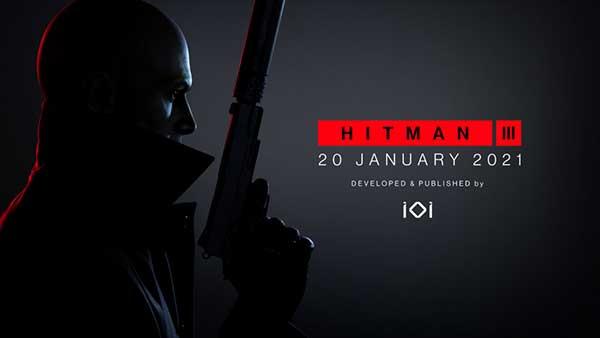 HITMAN 3 preorder