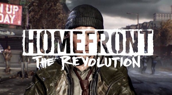 Deep Silver Reveals New Cinematic Trailer for Homefront: The Revolution