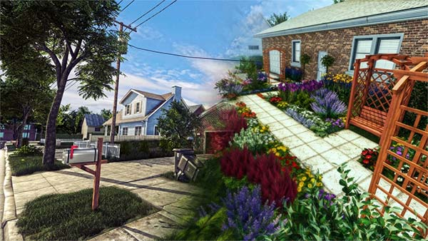 House Flipper's Garden Bundle DLC is available on the Microsoft Store today!