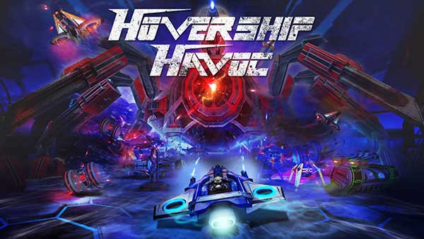 Sci-fi twin stick shooter 'Hovership Havoc' is now available on Xbox One