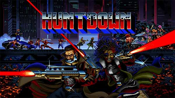 Xbox One X Enhancd Huntdown Is Available Now On Xbox One