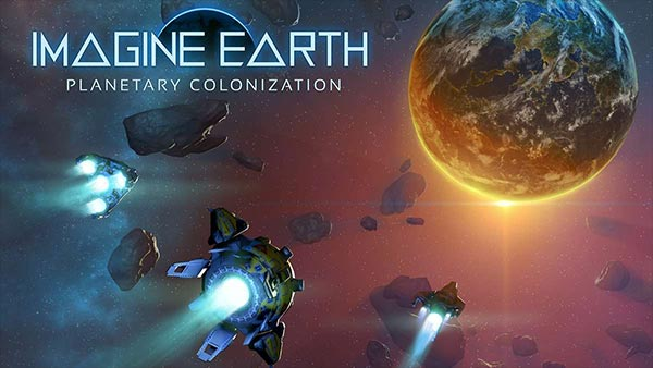Real-time planet simulator 'Imagine Earth' is now available to pre-order on XBOX