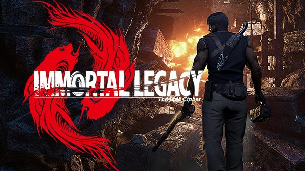 Immortal Legacy: The Jade Cipher Console Edition launches September 30th on XBOX - Pre-order now and save 10%!