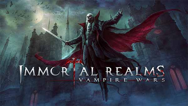Immortal Realms Vampire Wars Xbox One Game Preview Is Available Now