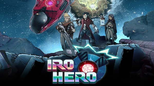 Retro Shmup 'Iro Hero' Lands on XBOX ONE and PS4