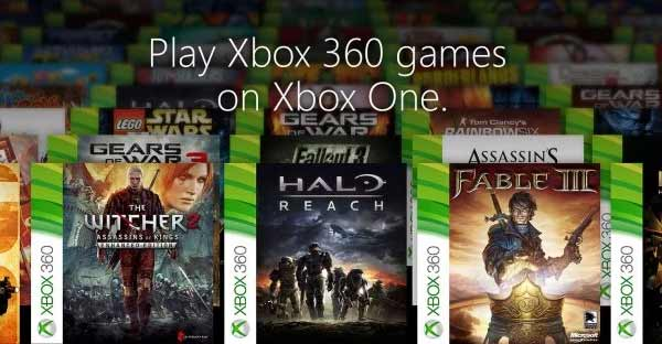 Xbox One: Final list of all backward compatible games (360 & original)