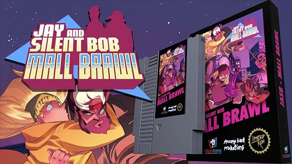 Jay And Silent Bob's Mall Brawl is now available to pre-order digitally for Xbox One & Xbox Series X|S