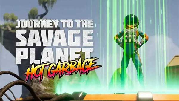Journey To The Savage Planet Hot Garbage Expansion
