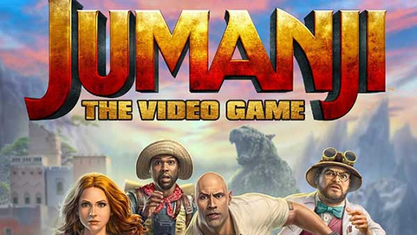 Jumanji: The Video Game is Out Today on Xbox One, PS4, Nintendo Switch, and PC Digital