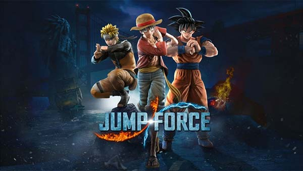 Jump Force is Coming to Xbox Game Pass