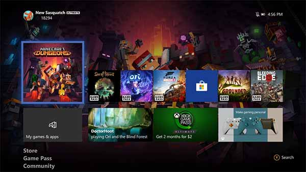 June 2020 Xbox Update Simplifies Digital Library Management and More