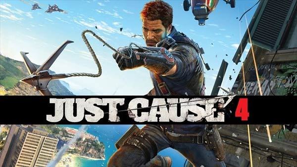 Just Cause 4 Digital Pre-order Now Available On Xbox One