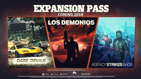Just Cause 4: Expansion Pass DLC Teaser Trailer Out Now