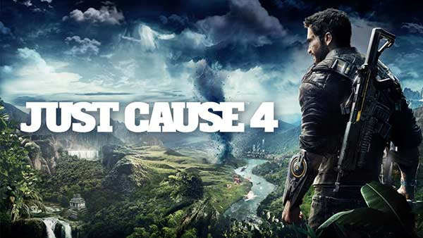 Just Cause 4: World Exclusive Tornado Gameplay Reveal
