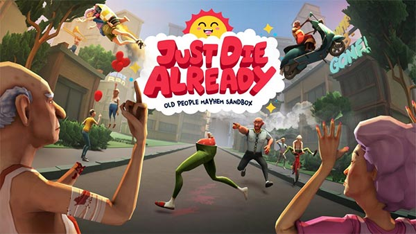 'Just Die Already' Is Available Now on Xbox, PlayStation, Nintendo Switch, and PC!