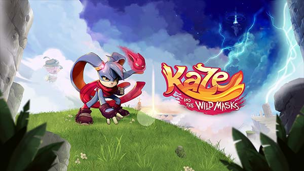 Kaze and the Wild Masks hops towards its March 26, 2021 release on XB1, PS4, Switch, Stadia and PC via Steam