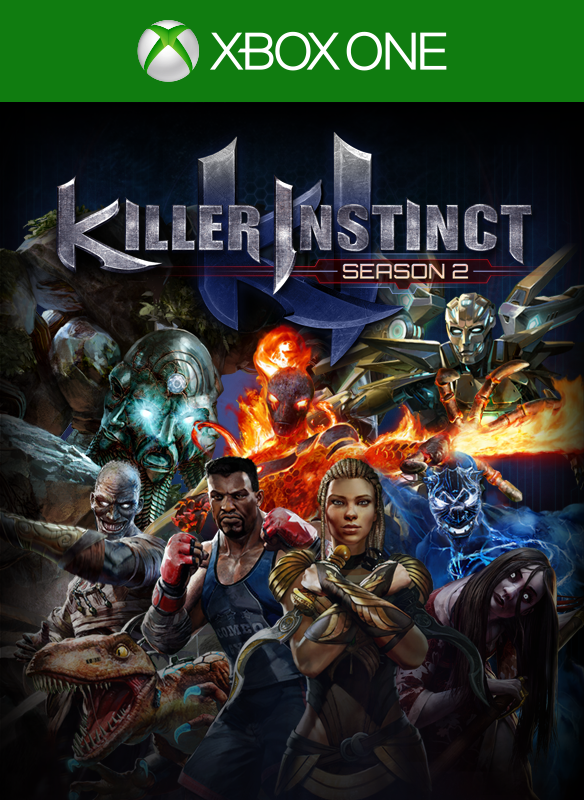Killer Instinct Season 2