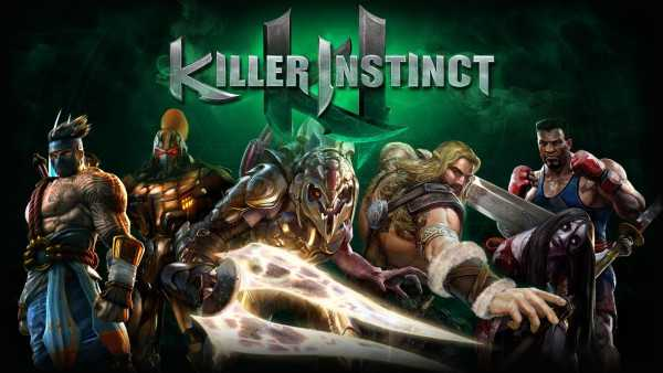Killer Instinct Season 3 for Xbox One, Windows 10