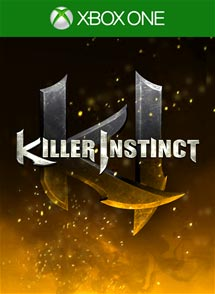 Killer Instinct Xbox One Boxart
