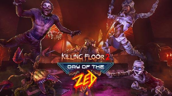 Killing Floor 2 'Day of the Zed' Halloween Update