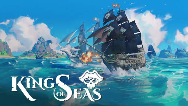 Pirate Action RPG 'King of Seas' launches in May for Xbox One, PS4, Nintendo Switch and PC