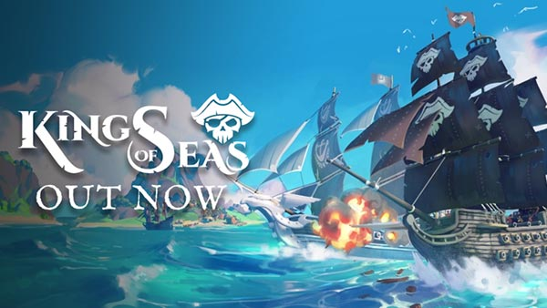 Pirate Action-RPG King of Seas Sets Sail on Xbox, PlayStation and PC via Steam and GOG